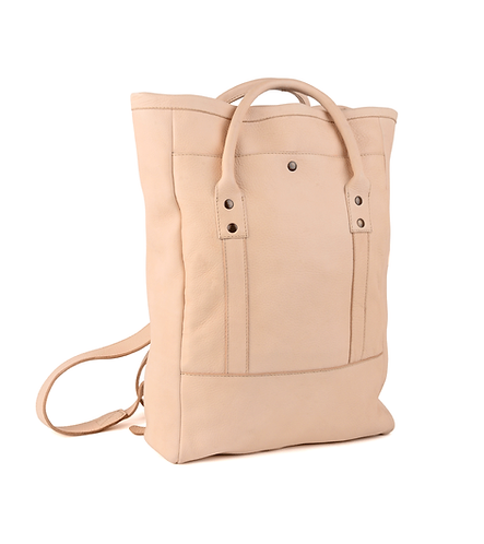 The Tote Backpack