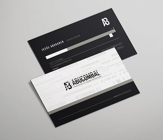 Collection 9 - Mock Up 2 - Business Card