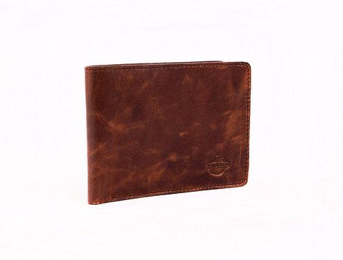 Geno Classic Bi-Fold Wallet