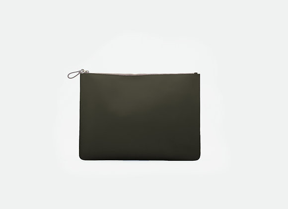 Pouches Olive Green