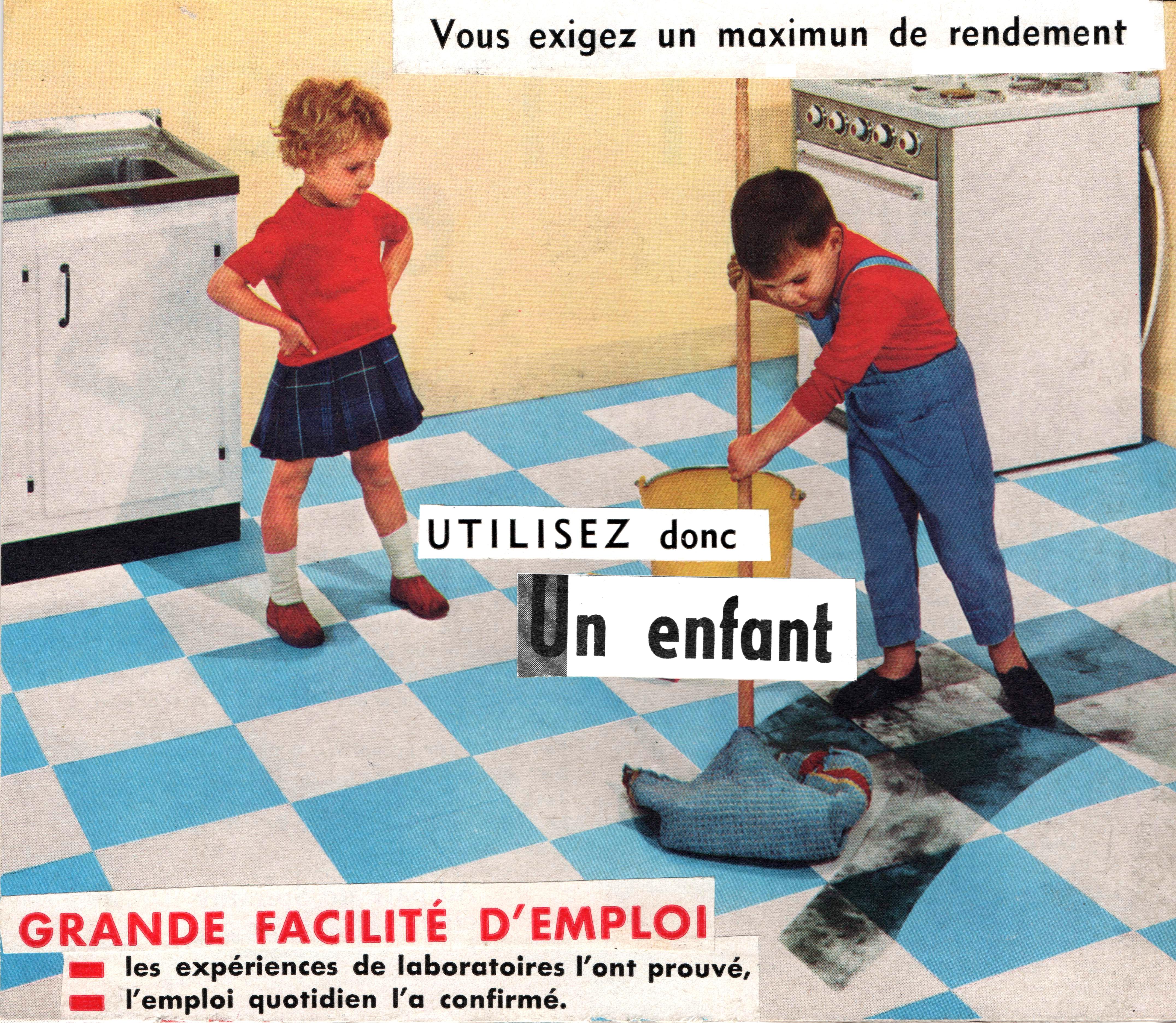 ENFANT UTILE