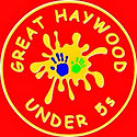 Great Haywood Under 5's logo