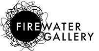 Firewater Gallery - Logo (black) - Sept