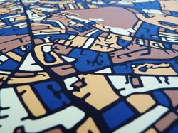 Dulwich & Brixton Art Map Detail 1