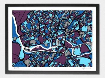 Bristol Map - A2