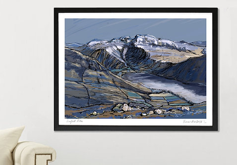 Scafell Pike - A1