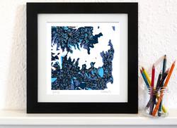Sydney Art Map - Square