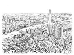 The Shard and Central London