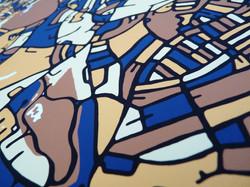 Dulwich & Brixton Art Map Detail 2