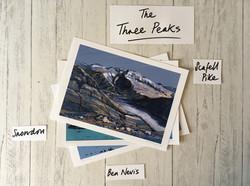 Three Peaks Artwork - Fan