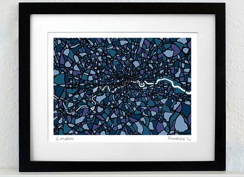 London - A3