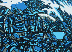 Sydney Art Map - Close Up 1