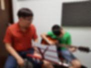 Guitar Trial Class | Ritmo Studio | Singapore | Guitar Class | Strumming Class | Music Class | Trial Class