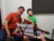 Sing and Play Guitar Class | Ritmo Studio | Singapore | Singing Class | Guitar Class | Sing & Guitar Class | Music Class | Trial Class
