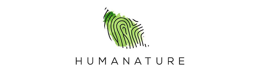 Green thumb print