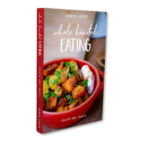 Whole Hearted Eating - Hard Copy