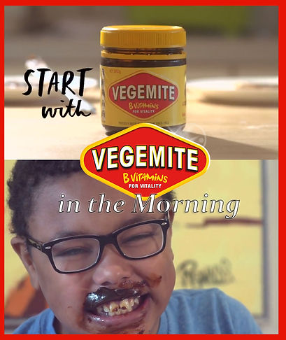 Vegemite in the Morning