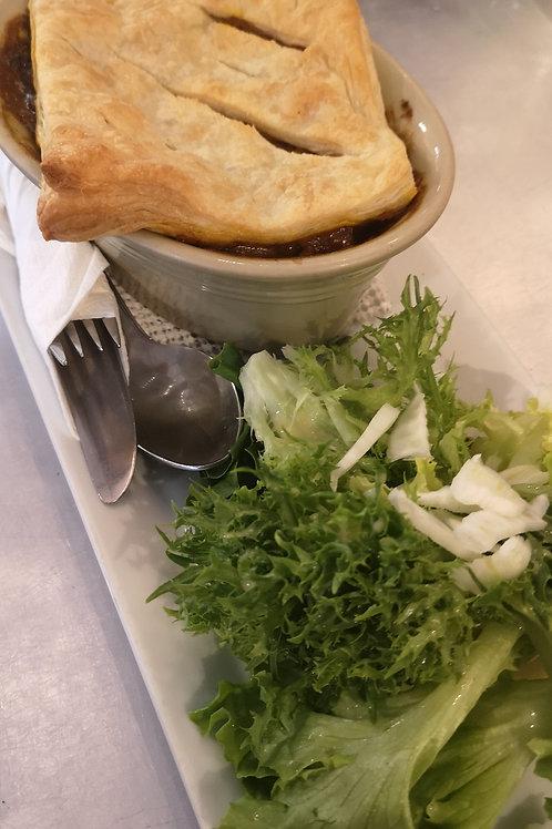 Savoury Pie Dinner for 2 Box