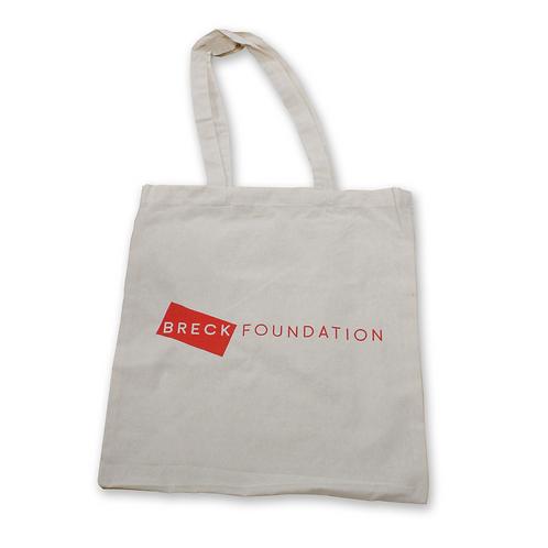 Breck Foundation shopping bag