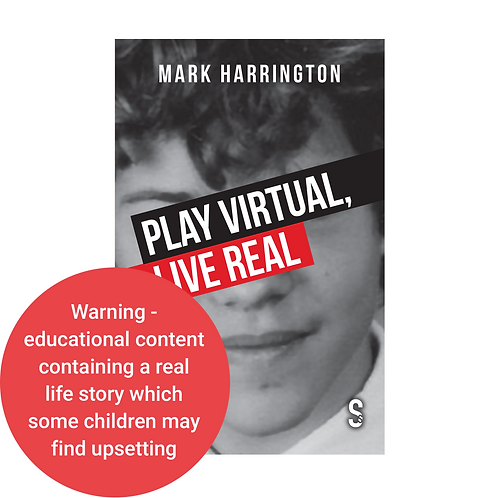 Play Virtual, Live Real - Book of the Play