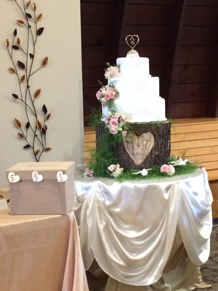 A Unique Cake