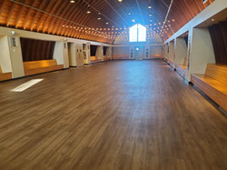 Our Beautiful New Floor - November 2020