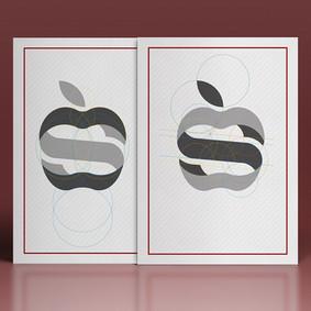 Branding S-Market Construcción de logo