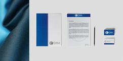 Branding Cima Papelería (Fotomontaje)