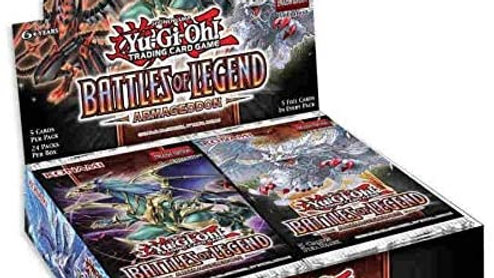 Yu-Gi-Oh! Box Tournament