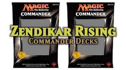 Magic the Gathering: Commander Decks