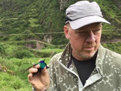 Prof Blair Wolf, hot birds