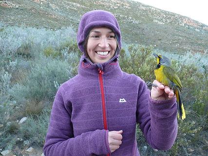 Dr Susan Cunningham, Susie, hot birds