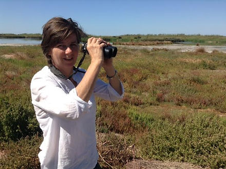 Dr Janet Gardner, hot birds