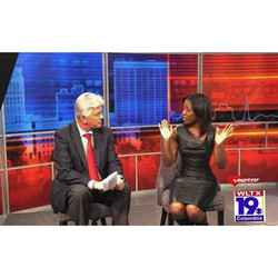 Thank You _news19wltx for having me as a guest this AM!! I talked about one of the many initiatives