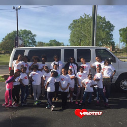 Big Thanks to Scotts Transportation for providing our transportation for Camp LoveYourself Spring Br