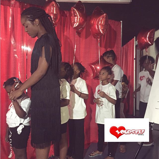Thank you to everyone who came to the Camp LoveYourself Fashion Show & Reception!! We had soooo much