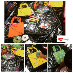 It's Fun Friday!!!! My Girls are so talented!!! Check out their personalized tote bags!! I can't wai