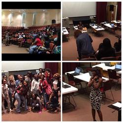 Great Group of Girls!!! Future Doctors, Nurses, Designers !! _luke_c_moore Luke C Moore High School