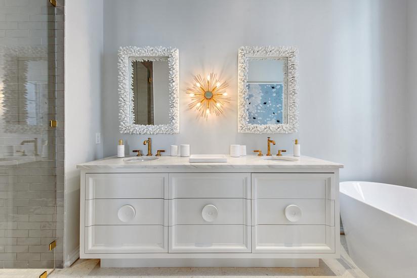 Guest Suite Bath One