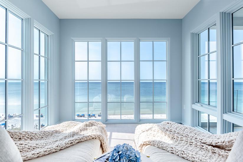 Reading Nook in Master Bedroom Suite