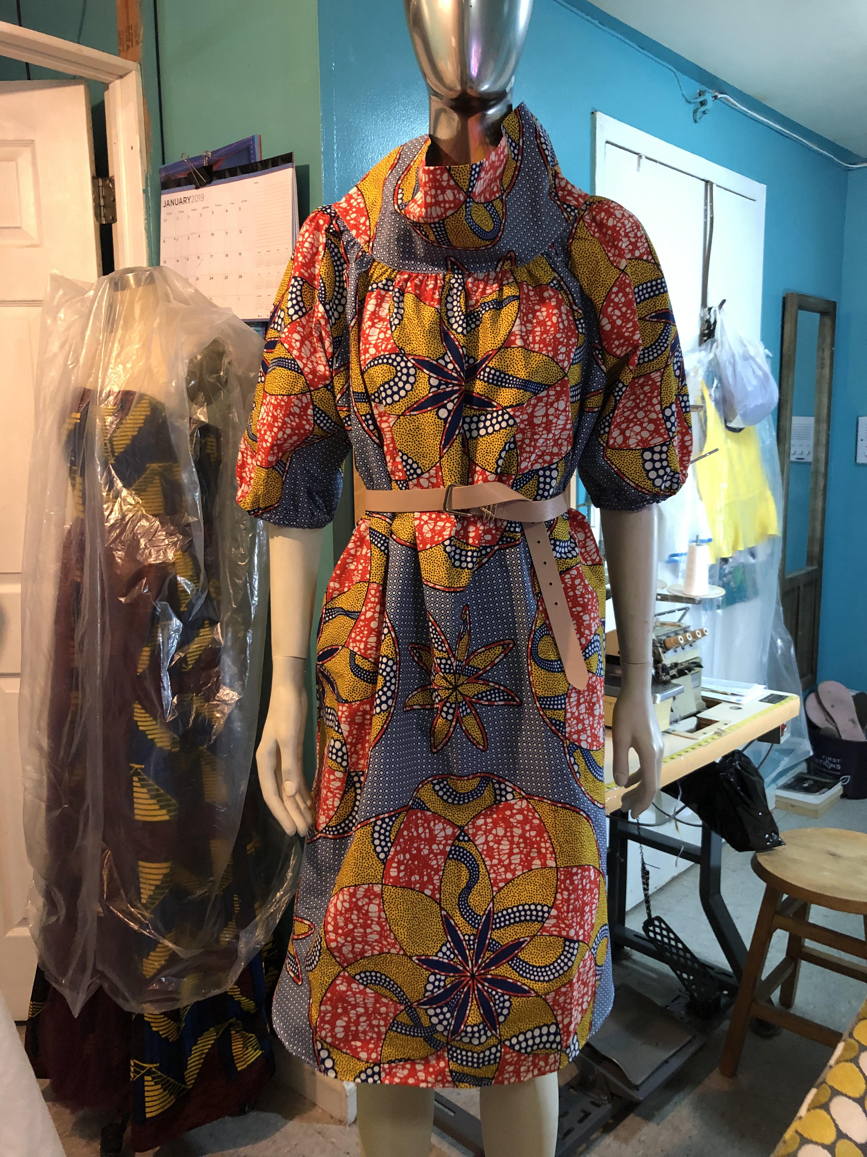 Custom Clothing Design Consultation