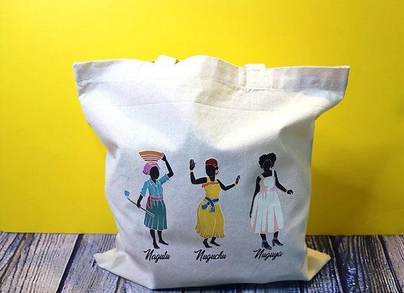 My Ancestors Reusable Tote Bag
