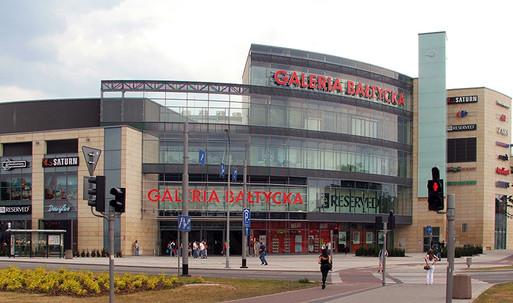centrum handlowe galeria bałtycka, GDAŃSK, STUDIO PROFIL
