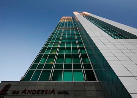 ANDERSIA TOWERS