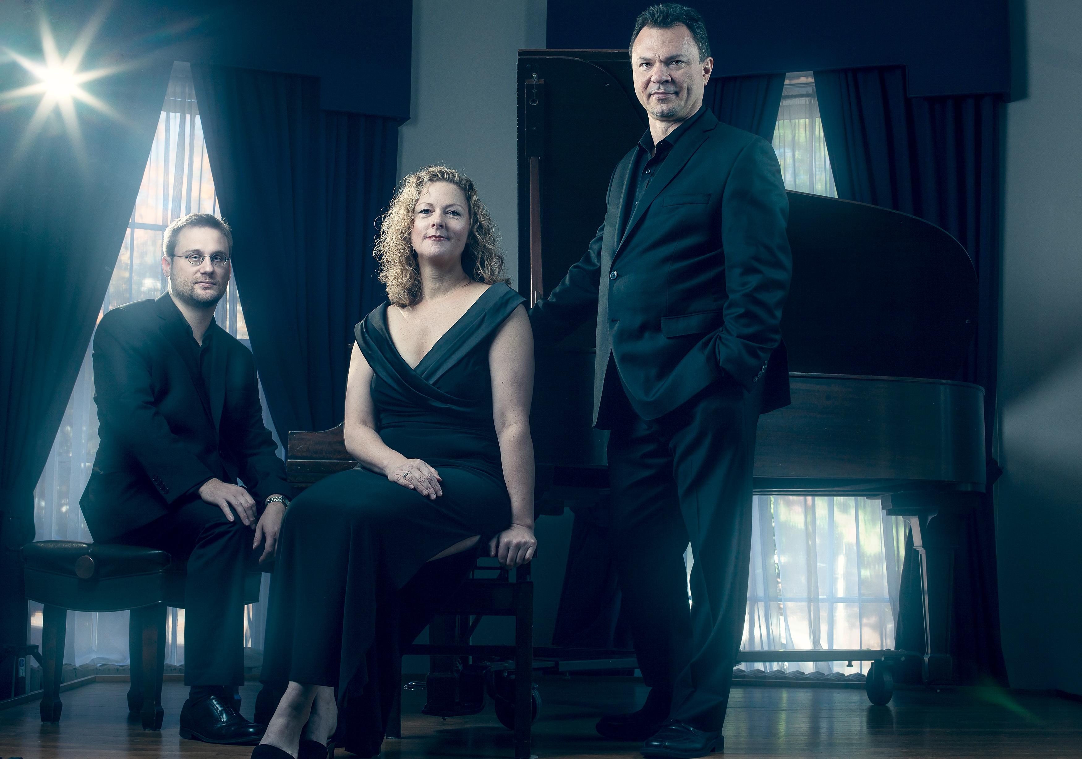 Thoreau Piano Trio -d