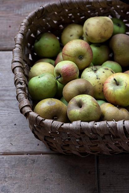 Des pommes de la Boutique des Jardins de Courances