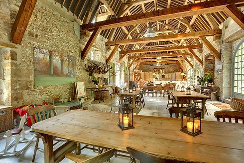 Le salon de thé de la Foulerie