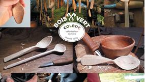 Rencontre avec Julien Colboc, sculpteur de bois