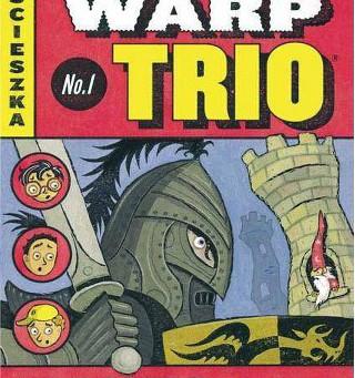 Time Warp Trio - Online Book Club