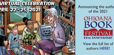 The Ohioana Book Festival Starts Tomorrow!